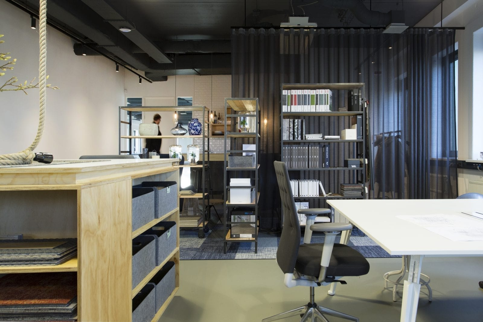 Design Kantoor Bureau.Il Office Kantoor Finitouch